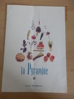 Menu Du Restaurant La Pyramide De Vienne (Isère). Fin Des Années 90. Chef : Patrick Henriroux - Menu