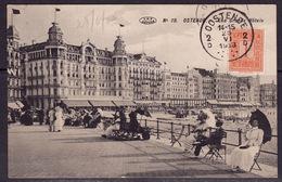 19 Ostende  Les Grands Hôtels - Oostende