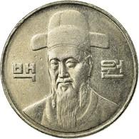 Monnaie, KOREA-SOUTH, 100 Won, 2005, TTB, Copper-nickel, KM:35.2 - Korea (Zuid)