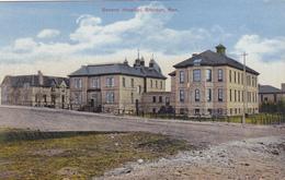 BRANDON, Manitoba, Canada, 1900-10s; General Hospital - Brandon