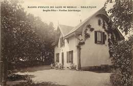 - Doubs -ref-A853- Besançon - Maisons D Enfants Des Salins De Bregille - Bregille Filles -pavillon Saint Georges - Santé - Besancon