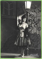 Lisboa - REAL PHOTO - Actriz Ana De Castro (Autografado) - Teatro - Cinema - Música - Theatre