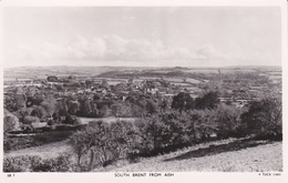 TUCK - RP: SOUTH BRENT From Aish, Devon, England, United Kingdom, 1900-10s - Other