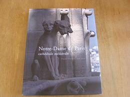 NOTRE-DAME DE PARIS Cathédrale Médiévale Régionalisme Architecture Viollet Le Duc Monument Religieux Culte Religion - Paris