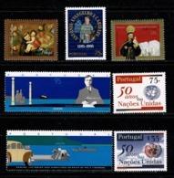 Portugal  1995 Yv. 2052/53*, 2054/55*, 2056/58* MH (2 Scans) - 1910-... République