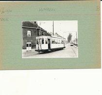 TRAM  VICINAL  GRIMBERGEN Humbeek  Lijn 64   Foto 8 X 5.5 Cm - Grimbergen