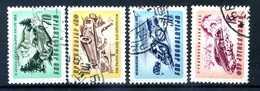 1953 JUGOSLAVIA SET USATO - Usati
