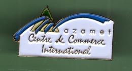 MAZAMET *** CENTRE DE COMMERCE INTERNATIONAL *** 0054 - Villes