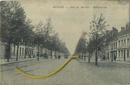 Eeklo - Eecloo : Rue Du Moulin - Molenstraat - Eeklo