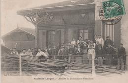 33 TOULENNE-LANGON ATELIERS DE TONNELLERIE PATACHON - France