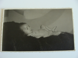 BAMBINO BAMBINI ENFANT      FOTO CARTOLINA    BARI      9 X 13,5      Lotto Ba11 - Ritratti