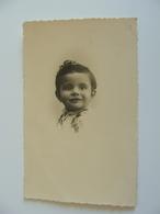 BAMBINO BAMBINI ENFANT      FOTO CARTOLINA         9 X 13,5      Lotto Ba11 - Ritratti