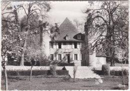 09. Gf. MOULIS. Le Château De Pouech. 894 - France