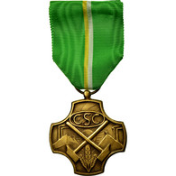 Belgique, Hommage Et Reconnaissance, Médaille, Non Circulé, Bronze, 41 - Militari
