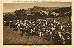 - Doubs -ref-A838- Sancey Le Long - Beatification Ste Jeanne Antide Thouret - 26 Août 1926 - Pelerins - Religions - - France