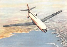 Air Algérie Caravelle Illustrateur Jean Noël - Other