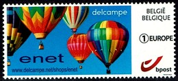 Belgien Belgie Belgium 2019 - Heißluftballon.- Hot Air Balloon - MiNr 4730 - Fesselballons