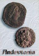 2 AK Kroatien * Münzen Auf Postkarten - Faustina Die Frau Von Kaiser Mark Aurel Und Ein Pin Im Museum Von Turopolje * - Münzen (Abb.)