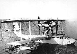 Hydravion CAMS 53 Carte Sépia Foncé - Flugzeuge