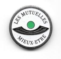 Jeton De CaddieLES  MUTUELLES  MIEUX - ETRE  Verso  SMBTP  Mieux - Etre  Recto  Verso - Jetons De Caddies