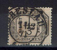 Allemagne - 1870 -  Timbre De Service N° 2 Oblitéré - - Norddeutscher Postbezirk (Confederazione Germ. Del Nord)