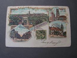 Fribourg CH 1903 - FR Freiburg