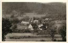 - Doubs -ref-A830-  Vaucluse - Vue Generale Et Le Pensionnat - Pensionnats - Ecole - Ecoles - Carte Bon Etat - - France
