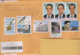 CUBA, Manuel Lopez Portilla Révolutionnaire, Agent De Sécurité, Oiseau, Danse, Architecture, Eliseo Reyes Guerillero - Cuba