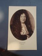 Cpa  LOUVOIS  (1641-1691) - Hommes Politiques & Militaires