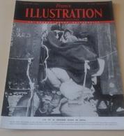 France Illustration N°273 Janvier 1951 Corée Séoul,Indochine,Himalaya Tirich Mir Norvégiens,Carte Postale Illustrée - Other
