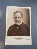Cpa  L.PASTEUR 1822-1895 - Personnages Historiques
