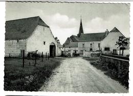 Strée - Ferme De La Salle - Circulée - 2 Scans - Beaumont