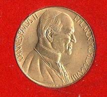 200 Lire Vaticano Papa Paolo II° Vatikan State Coin Anno X° Year - Vaticano