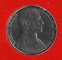 50 Lire Vaticano Papa Paolo II° Vatikan State Coin Anno X° Year - Vaticano