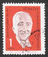 Turkey - Scott #1614 Used - 1921-... République