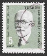 Turkey - Scott #1615 Used (1) - 1921-... Republic