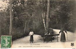 D64  LES EAUX BONNES  Promenade De L'Imp?ratrice  ..... - Eaux Bonnes