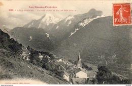 D64  LES EAUX BONNES  Village D'Aas Et Pic De Ger  ..... - Eaux Bonnes