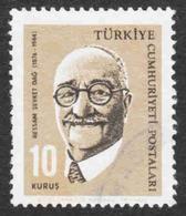 Turkey - Scott #1616 Used (2) - 1921-... République