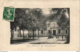 D64  MORLAAS  La Place Depaul  ..... - Morlaas