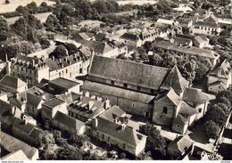 D64  MORLAAS  Vue A?rienne 19835- L'Eglise- La Maison De Jeanne D'Albret  ..... - Morlaas
