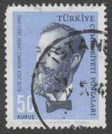 Turkey - Scott #1617 Used (2) - 1921-... République
