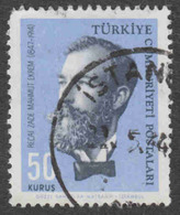 Turkey - Scott #1617 Used (2) - 1921-... Republic