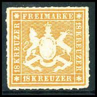 * Altdeutschland Württemberg - Timbres