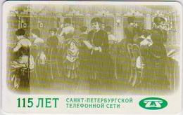 #08 - RUSSIA - ST. PETERSBURG-15 - TELEPHONE - 30.000EX. - Russland