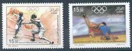 Année 2008-N°1502/1503 Neufs**MNH : Jeux Olympiques De PEKIN - Algeria (1962-...)