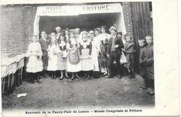 Luttre NA8: Souvenir De La Fancy-Fair. Musée Congolais Et Friture - Pont-à-Celles
