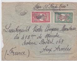 LSC - PORT-au-PRINCE Pour SECTEUR POSTAL 165 / 12 SEPT. .7 - Martinique (1886-1947)