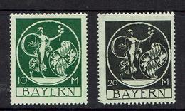 BAVARIA...1920 - Bayern (Baviera)
