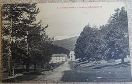 Cpa - (66) - Font Romeu - Avenue De L'ermitage - Francia